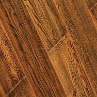 Hot Sale Handmade Antique Brushed Engineered Chinese Oak Solid Wood Flooring