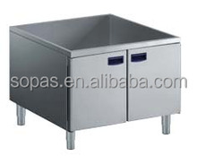 Commercial Kitchen Equipment Indoor Used Stainless Steel Kitchen Cupboard