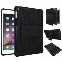 Heavy Duty Dual Layer Shcokproof Case Cover For iPad Mini 4