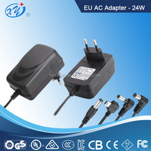 Universal ac adapter for modem