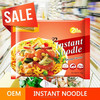 OEM package / Chinese instant noodle / own food factory / bag noodle