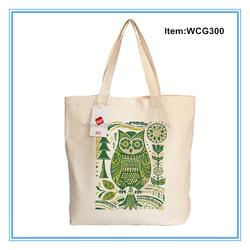 2015 cotton tote bag,cotton shopping bag,shopping bag cotton
