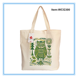 2015 cotton tote bag,cotton shopping bag,shopping bag cotton