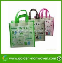 Cheapest non-woven bag , eco reusable non-woven bag , laminated non-woven bag