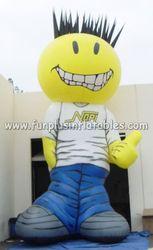 2015 Giant inflatable balloon,inflatable boy P4043