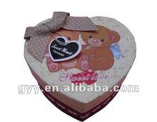 2012 GYY heartshape packaging box
