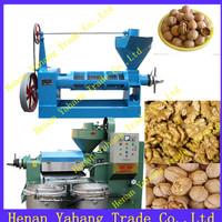 40kg/h moringa cold oil press oil expeller