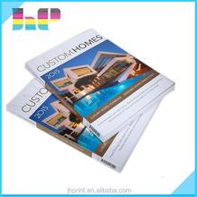 Hot sale colorful magazine printing fashion magazine printing