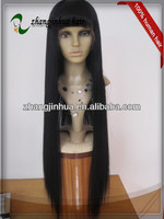 Promotion!!! human hair full lace wigs with bangs looking for distributors