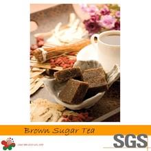 Taiwan Manufacturer Sweet Hot Drink Brown Sugar Brick Tea