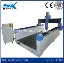 high efficiency cnc engraving plastic,PVC, Foam, Board Cutting CNC Router With thick Bed Machine cnc foam machinery