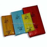 HDPE butcher plastic bags
