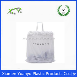 Bottle price fashion designer new small plastic drawstring bag