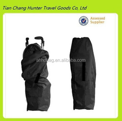 China manufacture good quality 400D ballistic nylon drawstring travel storage bag for Umbrella Strollers & Car Seats