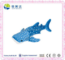 11'' Plush toy shark, nice treat to kids