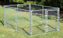 European standard 5x5x4' Durable welded wire dog kennel fence panel