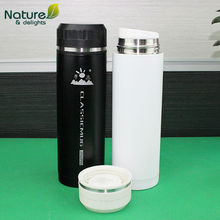 300ml 400ml Fashionable Stick Stainless Flask