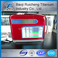 High Quality Manufacture Professional Model 1of Electrolysis water machine/Electrolysis water generator long service life