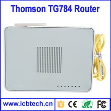 New Wireless ADSL2+ Modem VOIP WIFI Router Thomson TG784