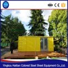 Shipping 20 and 40 feet high-quality steel framed 1 bedroom mobile homes container houses for sales