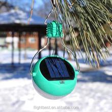 Darden green lamp,Portable Solar led lantern light,Solar green lantern camping lamp with 7 LED,solar led light to Jordan