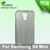 Sublimation hard PC cover case for Samsung S4 MINI price