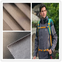 Promotional Waterproof Breathable Two-way Stretch Bonded Ripstop Polar Fleece Fabric