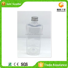 Wholesale For Honey Eco-friendly Plastic Bottles With Aluminum Lid