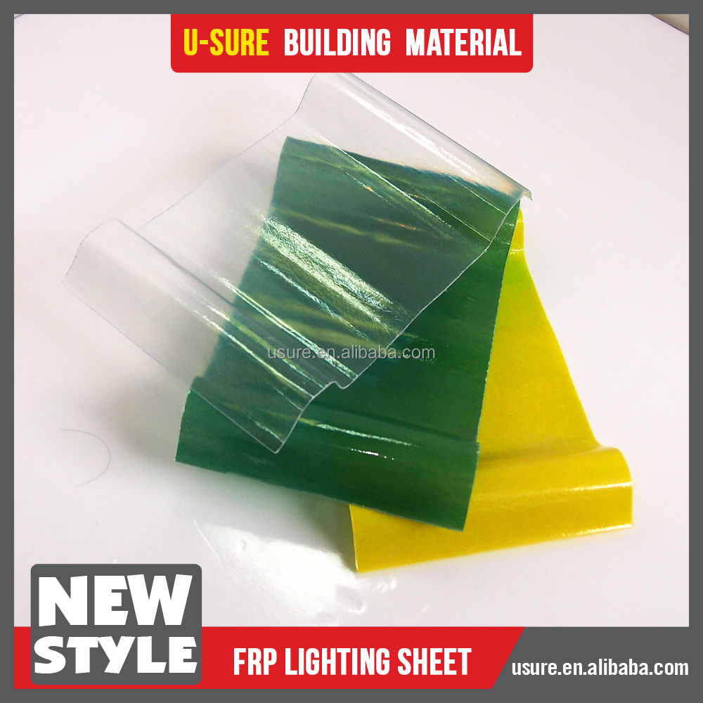 China supplier glassfiber roof tile cheap building for Cheap construction materials