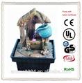 Mini cascada china decoración del hogar venta al por mayor