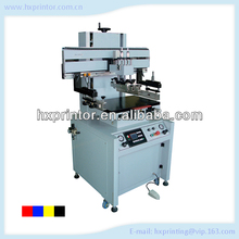 PVC Pneumatic flatbed Screen printer