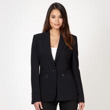 2014 de alta calidad formal occsaiontwo piezas de slim fit el último hecho a mano profesional de traje de la mujer
