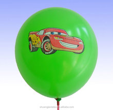 "10"" promotion inflatable latex balloon"