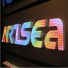 Led Cocktail Neon Shop Grow Sign