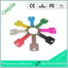 China factory cheap key USB 2.0 pen drives wholesale