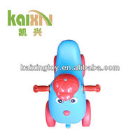 Interesting Baby Riding Motor Car Plastic Toy