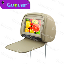 9 Inch Touch screen car headrest dvd player with HDMI lot