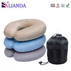 Direct from the manufacturer u shape travel neck pillow,easy comfort snap car neck massage pillow,micro beads neck pillow