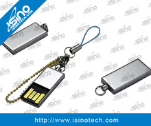 mini USB de metal 3.0 unidad flash 1GB 2GB 4GB 8GB 16GB 32GB 64GB