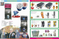 W201Latest Automatic Commercial Mcflurry ice cream Maker For Sale Commercial Mcflurry Machine dessert making machine