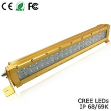 Made in china supplier auto LED light new arrival 2015 auto car LED work lights, cheap LED light bars