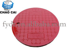 Hot Sale New Material Composite Outside Use EN124 BS FRP Manhole Cover