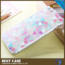 Fashion Design 3D Ultra Thin Phone Case For iPhone 6S Plus Hard Back Cover