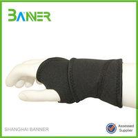 Wholsale popular palm protective anti-scratch fitted wrist brace