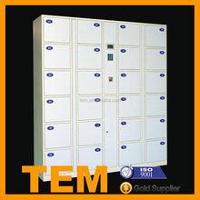 Hot Sale High Quality Colored 24 Doors Electronic Digital Locker