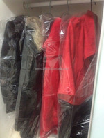 Factory Manufacturer Cheapest LDPE Garment Bags For Dry clean plastic suit cover