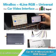 Universal Smart Phone car mirrorlink navigation