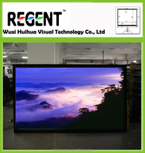 150inch 4:3 Customized Fixed Frame Projector Screen, Home Theatre, Large Size Projector Screen