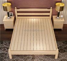 Child single pine soild wood bed america bedroom furniture