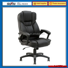 Y-2878 Office Chair Manufacturer Leather Swivel Chiar Wood Chair Wholesale